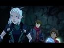 The Dragon Prince / Принц Дракон - 3 серия [Озвучка: Eva, Lёlik_time, Veda, Akkakken Berofu (AniMaunt MVO)]