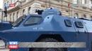 В ожидании новой волны протестов в Париж стянули силовиков и ввели бронетехнику