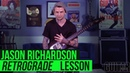Jason Richardson - Unusual challenging string-skipping patterns