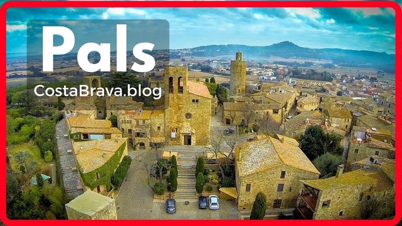 Pals Video Costa Brava Girona - Video 5