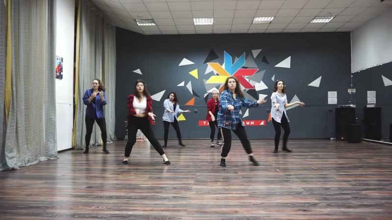 Choreography by Alena Skibina / Teemid - Crazy (feat.Joie Tan)