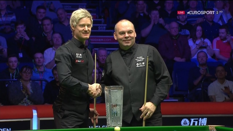 Stuart Bingham vs Neil Robertson Short Form FULL 2019 HD SESSION 2