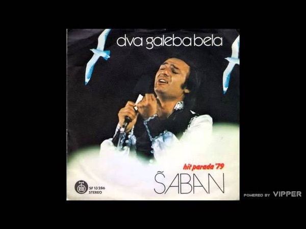 Saban Saulic - Dva galeba bela - (Audio 1979)