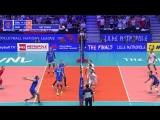 VNL Волейбольная Лига Наций - Максим Михайлов