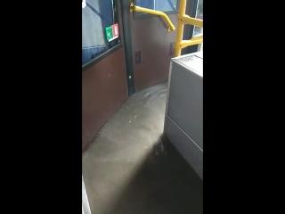 Потоп в Бресте 12.07.2018