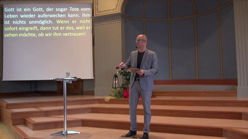 LOSLASSEN, weil das Ende erst der Anfang ist / Marlon Heins (www.glaubensfragen.org)