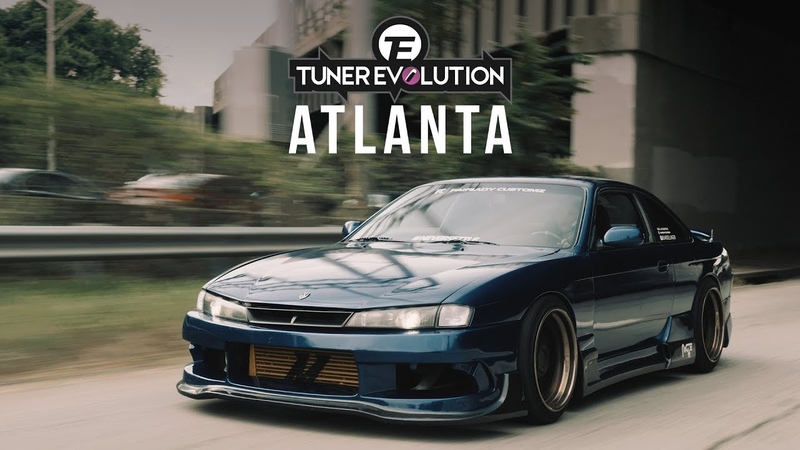 Tuner Evolution: Atlanta 2018   HALCYON (4K)