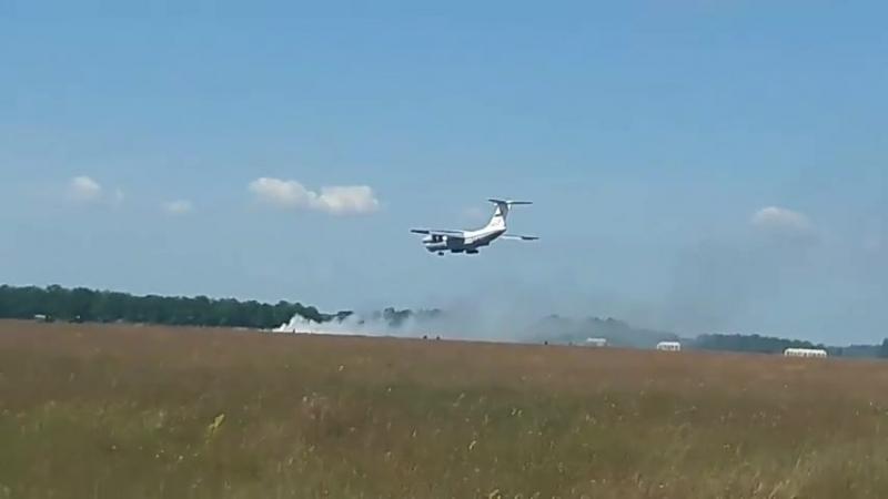 Пролёт Ил-76