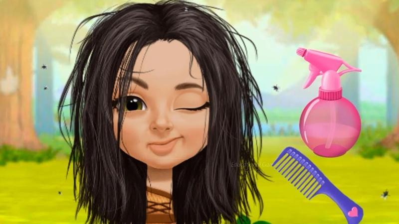 Chica Dulce Verano – Niños Acampar Club - Juegos de aprendizaje cuidado de las niñas