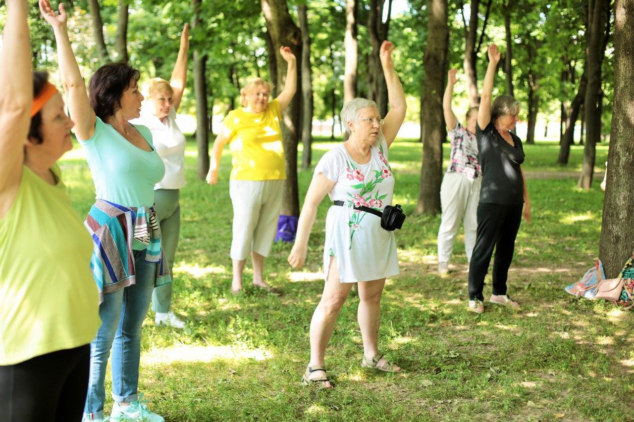 Руководство клуба «Родничок» в Савеловском отмечено за проведение программ «Московского долголетия»