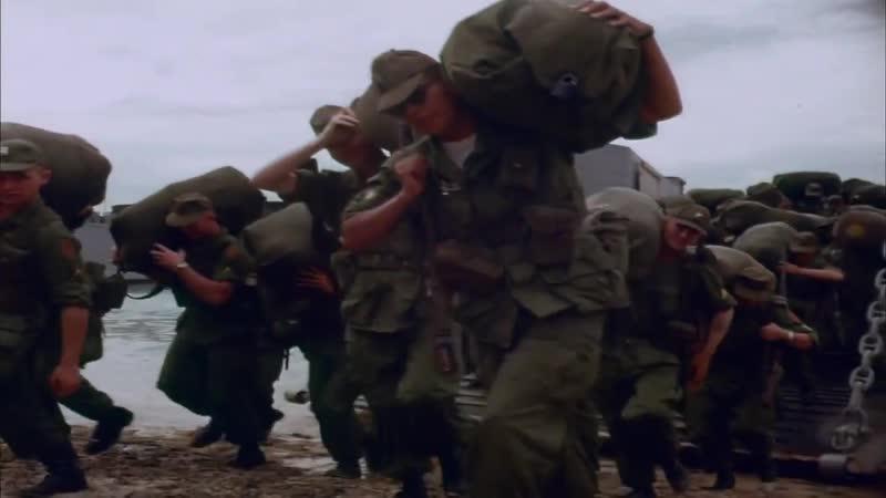 Затерянные хроники вьетнамской войны. 1 серия. Начало. (1964-1965гг.).
