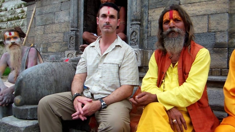 Sadhu interview by Jay Rice