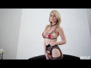 Kit mercer (lush lips and perfect milf hips) [full hd 1080, all sex, milf, blonde, blowjob]