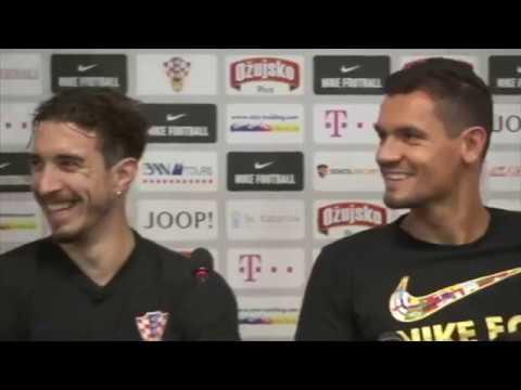 Lovren and vrsaljko best moments, World Cup 2018