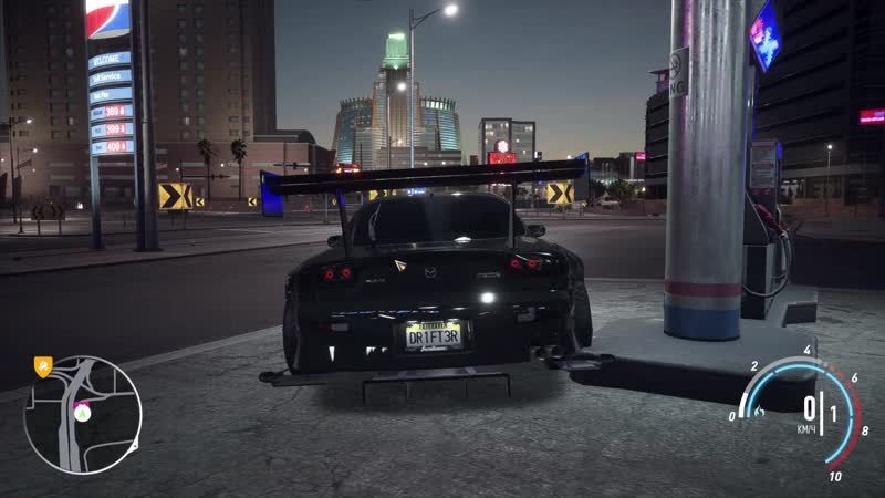 Need for Speed Payback Mazda RX7 2