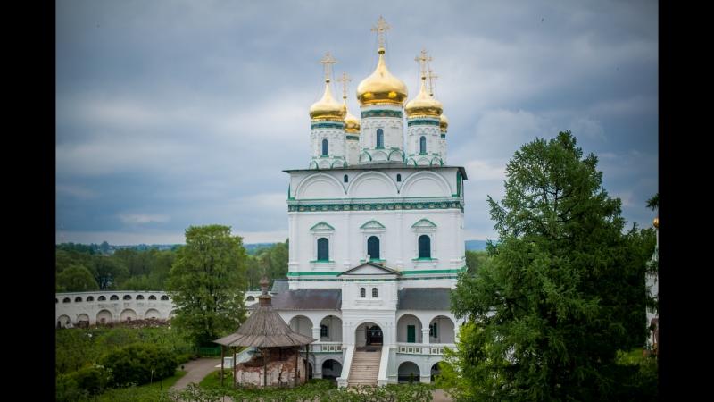 Иосифо-Волоцкий монастырь слайд-шоу
