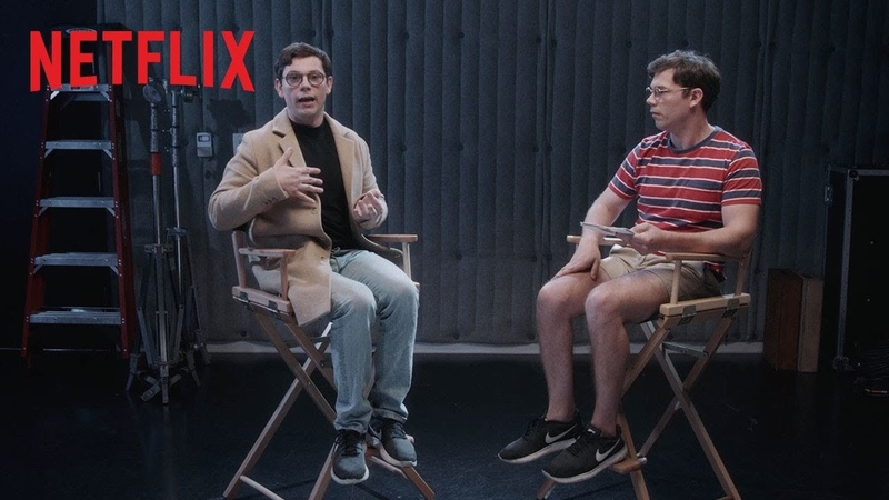SPECIAL Season 1 Ryan O'Connell Interviews Himself HD Netflix