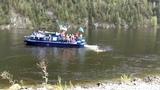 1 Моржи г Саяногорска в ледяной воде Енисея