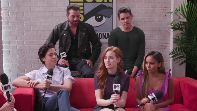 Riverdale Cast on Season 3, Character Deaths More! - Comic-Con 2018 - MTV