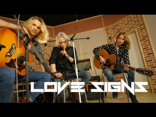 LOVE SIGNS - I'm Eighteen (Alice Cooper Live Cover)