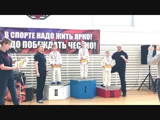 Чемпионат и Первенство Псковской области по рукопашному бою