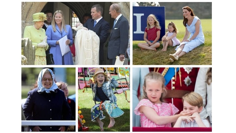 WHO IS SAVANNAH PHILLIPS? The Queen's first great granddaughter