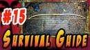 Лук и стрелы используя только примитивные инструменты V 01 Ser 15
