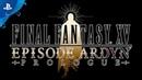 Final Fantasy XV: Episode Ardyn - Prologue | PS4