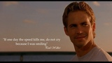 Paul Walker Tribute - Live Fast, Die Young