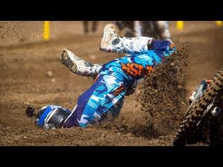 Crash motocross #1