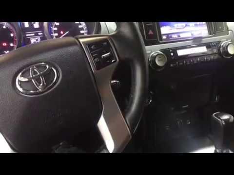 Toyota Land Cruiser Prado 150 блокиратор АКПП Мультилок противоугонный на коробку передач