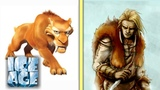 ICE AGE in Human Version!!!