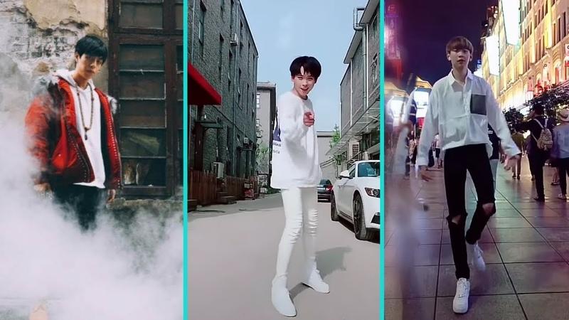 Những điệu nhảy thịnh hành nhất hiện nay   Handsome boy dance in Tik Tok