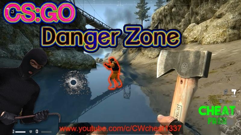 Чит на cs go danger zone,Новый режим,Обнова CS GO Чит для настоящих топов 2019