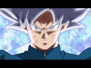 Dragon Boll Super Heroes OST Goku Masterid Ultra Instinct Hard Aggresslve Brutal Cholr Rar Theneme