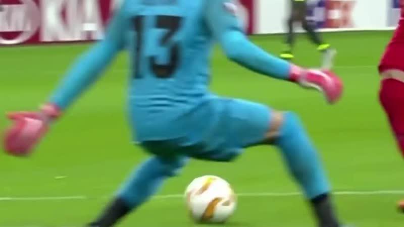 Standard Liege 2-1 Akhisarspor _ UEFA Avrupa Ligi Maç Özeti (04_10_2018)