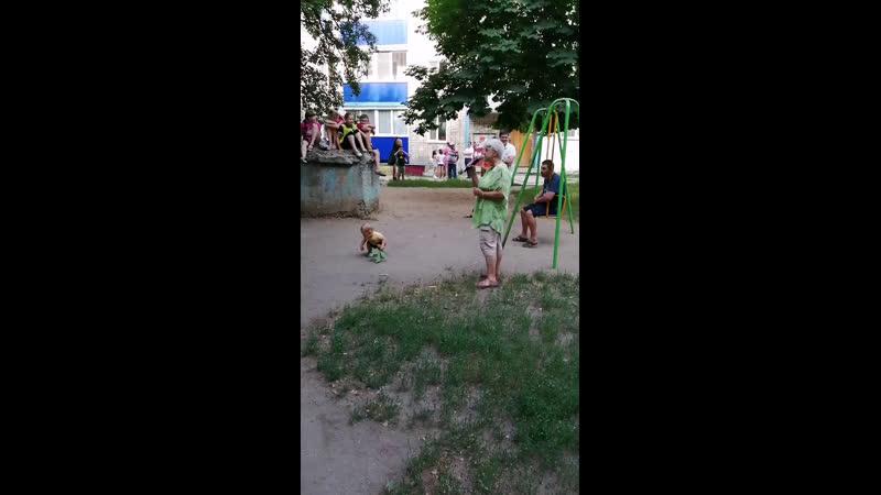 Дворик Московская, 8