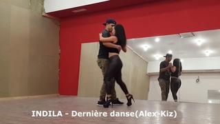 KIZOMBA YURI & ALINA VERY FIRST DANCE 2018 / КИЗОМБА НОВОСИБИРСК МОСКВА / Indila