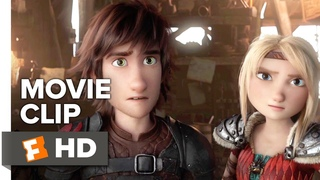 How to Train Your Dragon: The Hidden World | Clip - Eret Warns the Vikings | Movieclips Coming Soon
