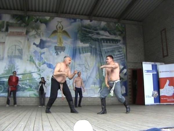 Показательные выступления Нож, Тормоха Победные Традиции 2018 в г. Челябинск.