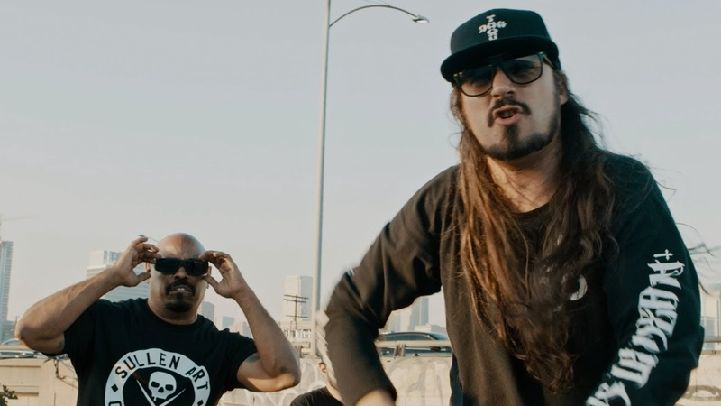 CARDIAC feat. SEN DOG (Cypress Hill Powerflo) - En LA Me Decían (Official Video)