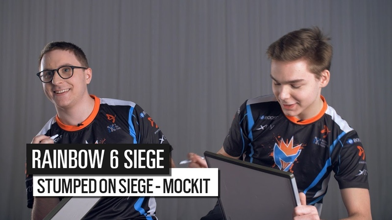 Stumped on Siege Mockit