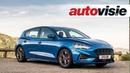 Ford Focus 2018 Test Autovisie