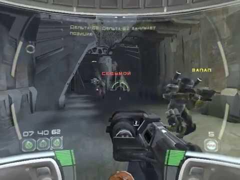 Star Wars Republic Commando (PC, 2005) Миссия 29 Поработители Кашиика