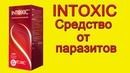 INTOXIC Средство от Паразитов избавит от глистов и гельминтов за 1 курс