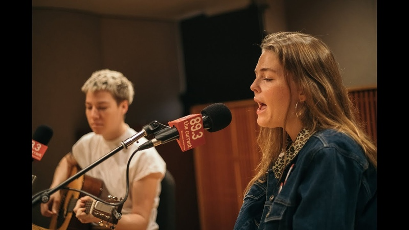 Maggie Rogers — Light On (Live at The Current)