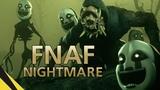 [sfm_gls] Five Nights at Freddy's: Nightmare Puppet   FNAF Animation