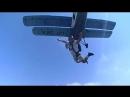 Прыжки с парашютом DZ Скадовск 02.09.2018. Подъем 2