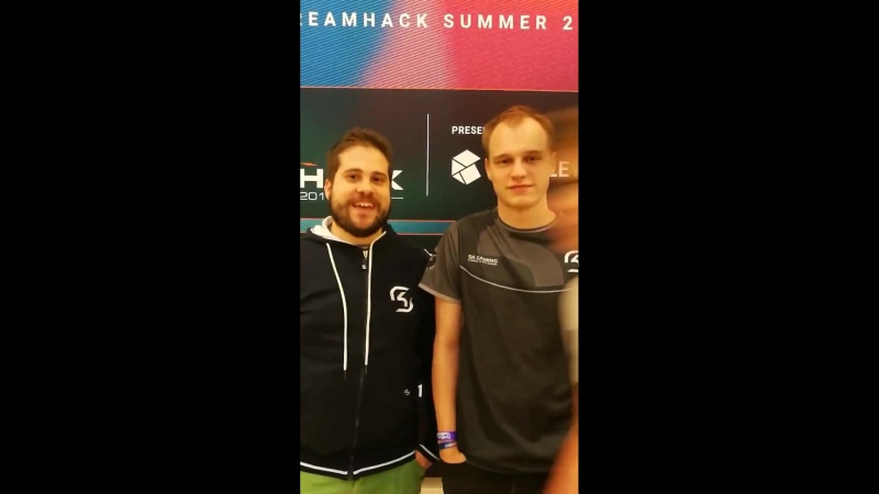 DreamHack Summer: Grand Prix - Day 1.