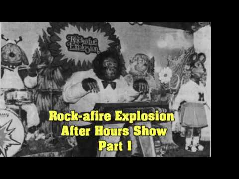 Rock-afire Explosion After Hours Show Pt 1.